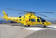 nuevos helicópteros medicalizados para las Islas
