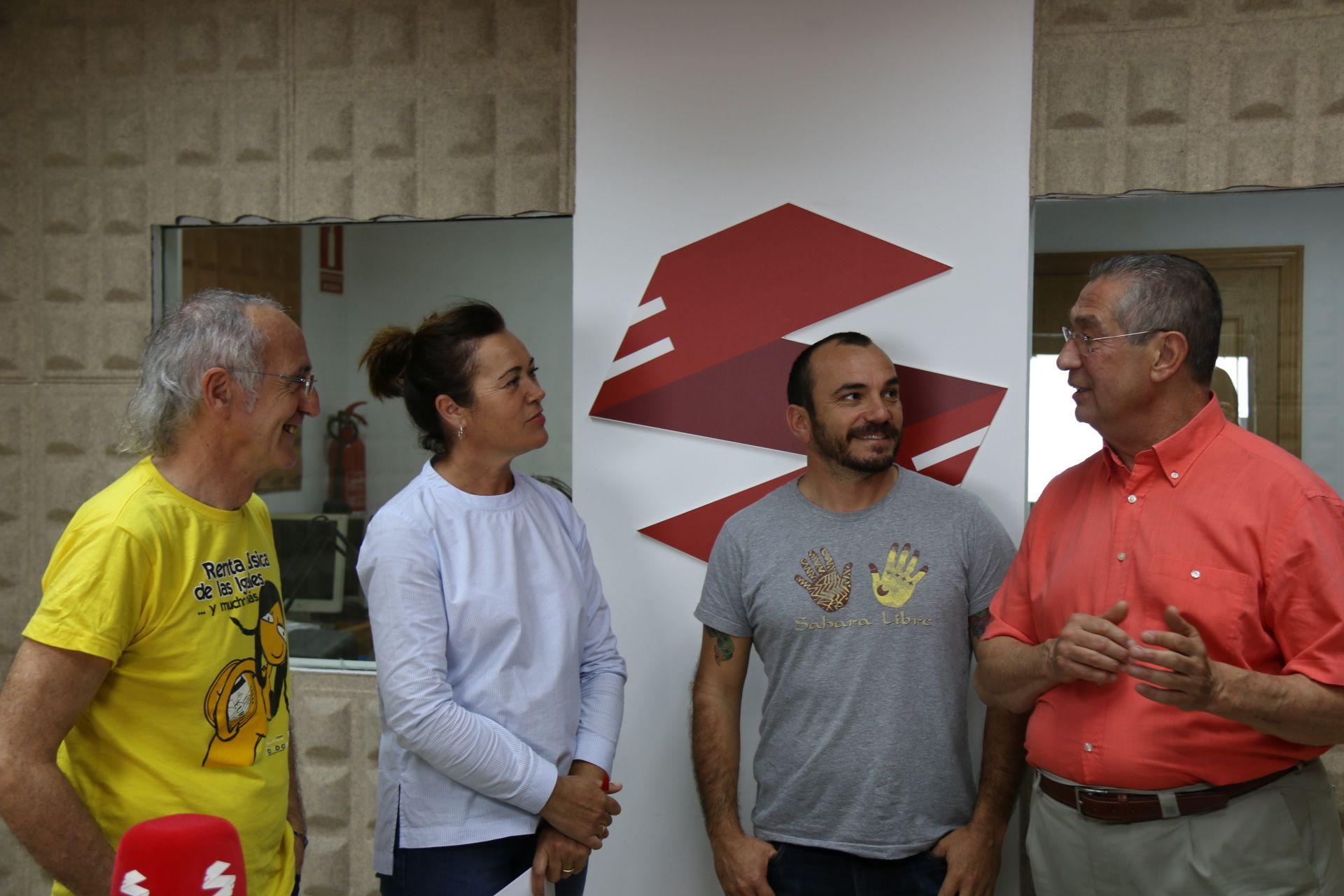 2a5445acf La Secretaría de Sociedad Civil de Podemos Canarias presenta en el Casino  de Antigua este martes, 6 de marzo, a las 18.00 horas, un taller sobre la  Renta ...