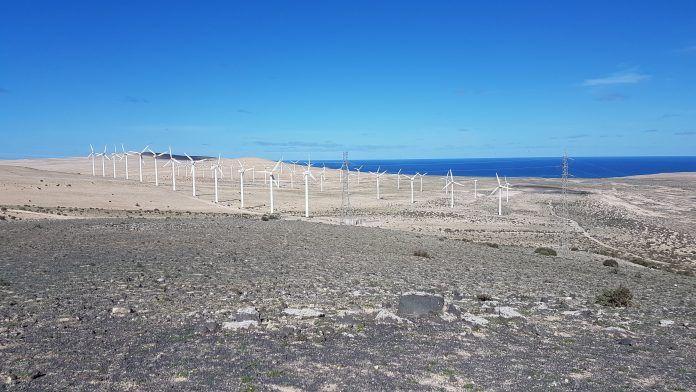 plan paques eólicos estratégico energías renovables