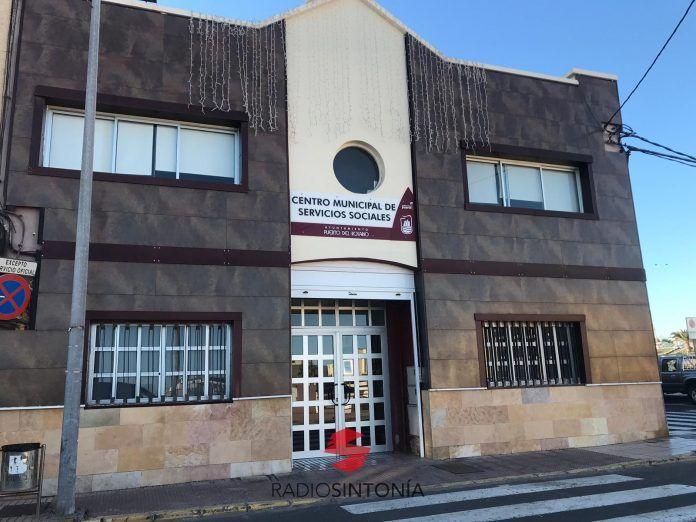 puerto del rosario tarde servicios sociales