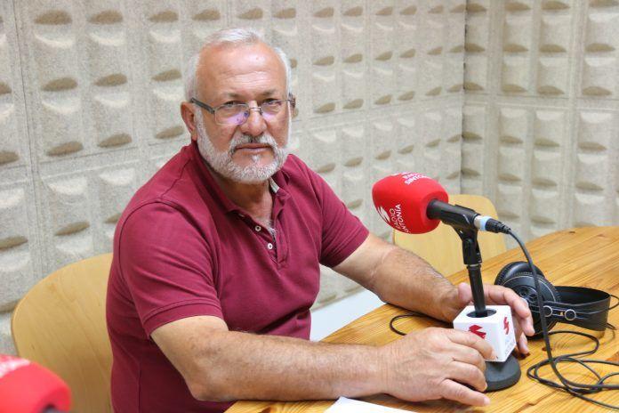 Marcelino Cerdeña, alcalde de Betancuria