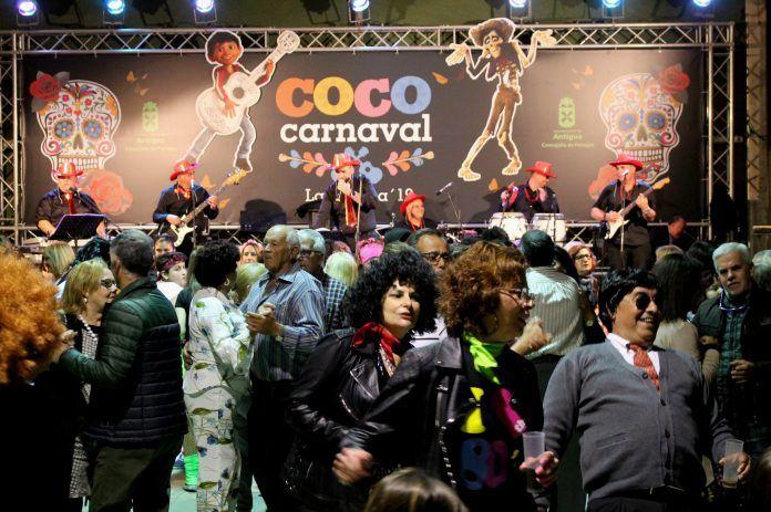 carnaval antigua fuerteventura
