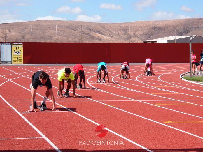 estadio atletismo risco prieto