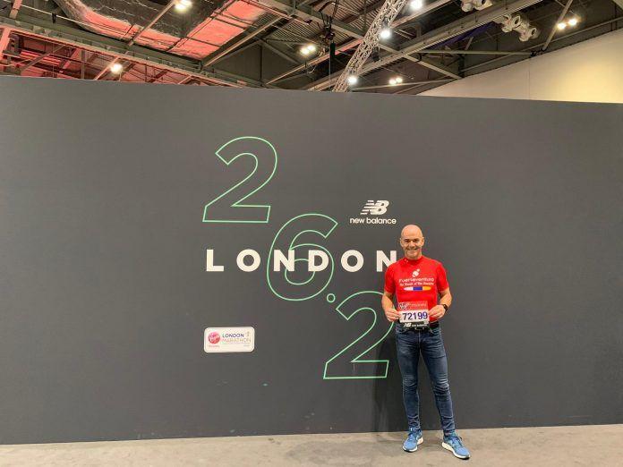 Miguel Socorro promociona Fuerteventura en Londres