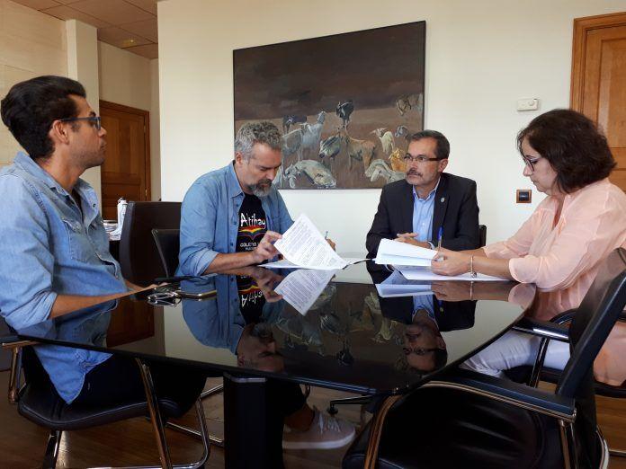 El Cabildo colabora con el colectivo Altihay Fuerteventura