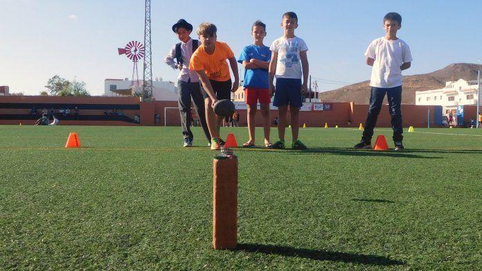 Día de Canarias con juegos, talleres y deportes tradicionales del Archipiélago