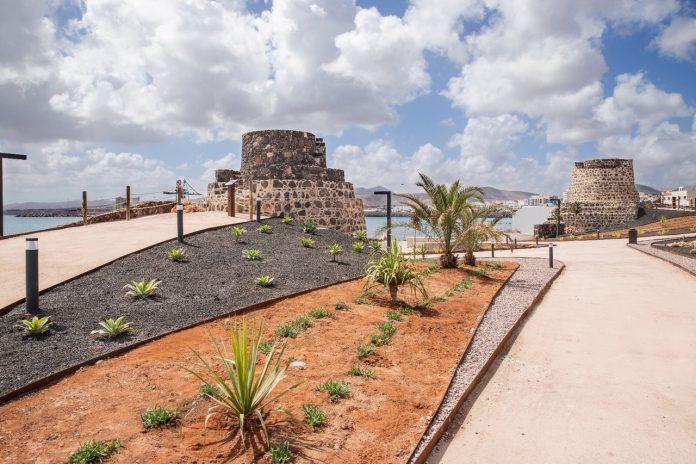 Los puerto del rosario hornos Hornos de Cal, propuestos como BIC por el Ayuntamiento de Puerto del Rosario