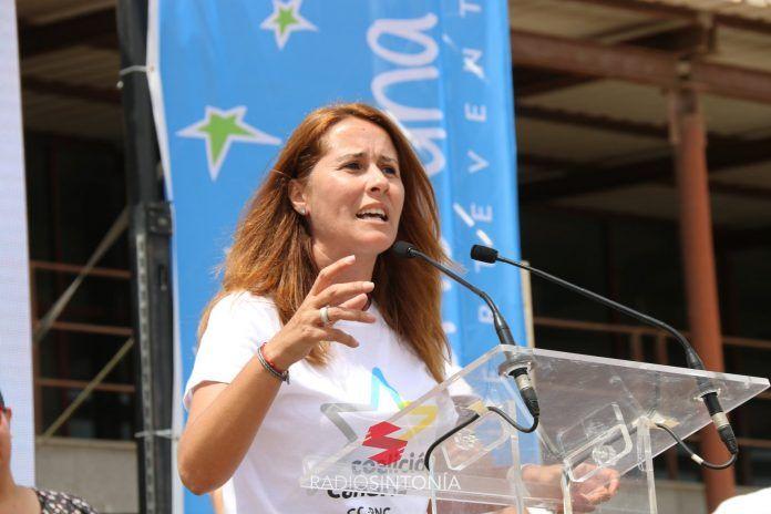 transporte escolar curso Lola García, consejera del Cabildo Insular de Fuerteventura
