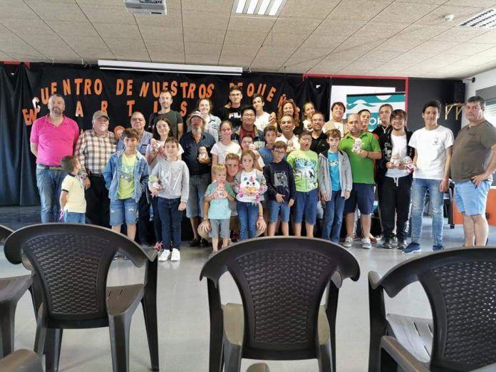 Acto en beneficio de la Asociación Fuerteventura contra el cáncer