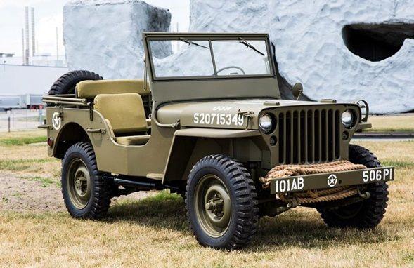 Jeep años 70