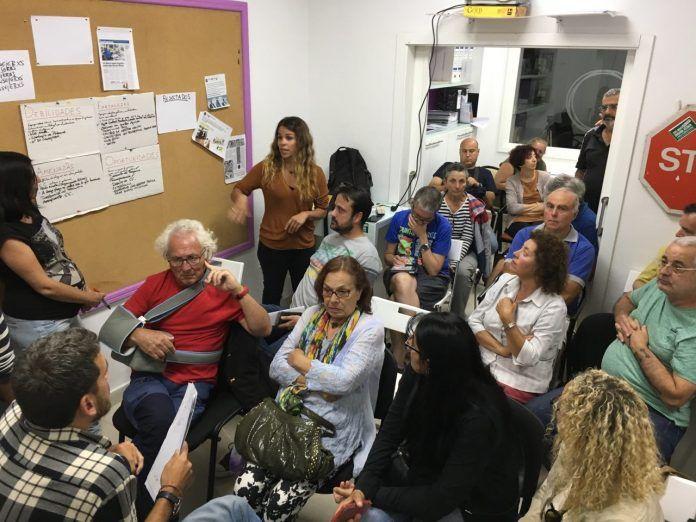 Asamblea de Podemos Fuerteventura