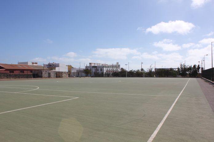 Campo de fútbol El Matorral