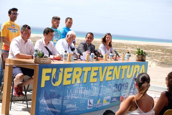 Campeonato del Mundo de Windsurfing y Kiteboarding