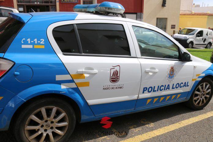 policía local puerto del rosario itvPolicía de Fuerteventura