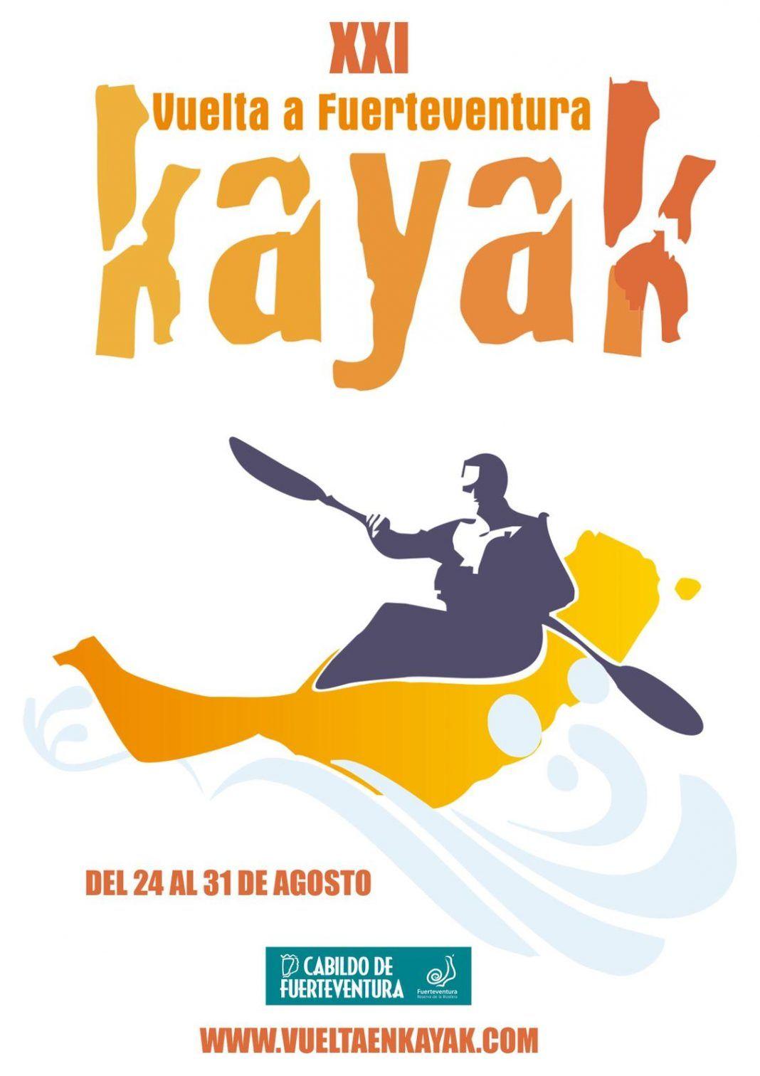 Vuelta Fuerteventura en Kayak
