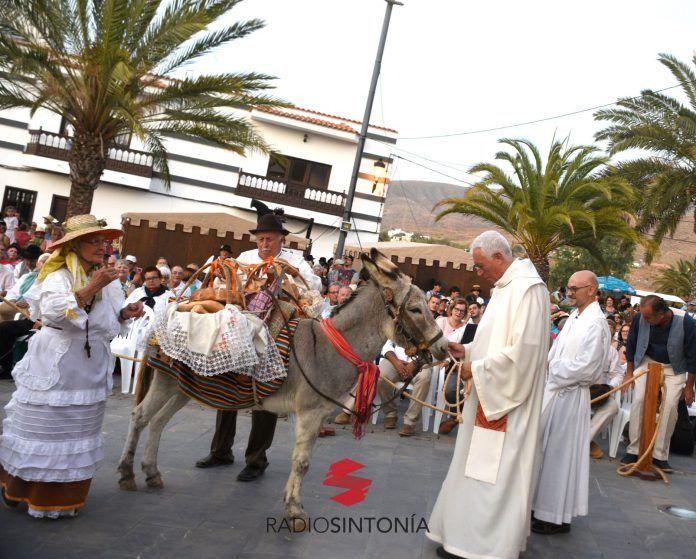 Fiestas en Honor a Nuestra Señora de La Peña. Canarias aforo