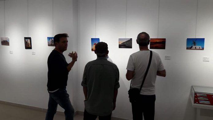 Exposición Fuerteventura Rafael Morales