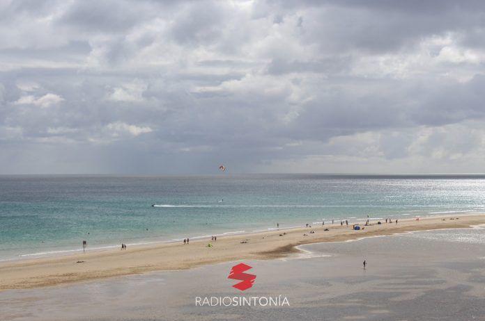 socorrismo vigilancia pájaraPlaya de la Barca, Costa Calma, Fuerteventura hoteles