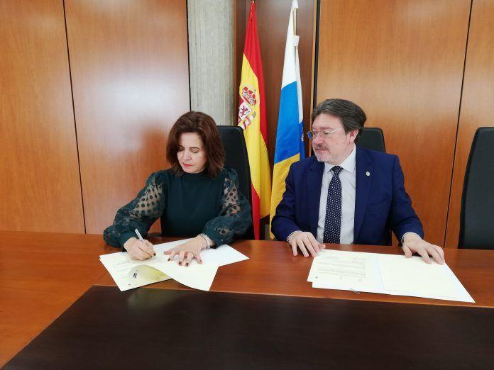 Firma de la prórroga al convenio sobre Manifestación Anticipada de Voluntad (MAV) Canarias