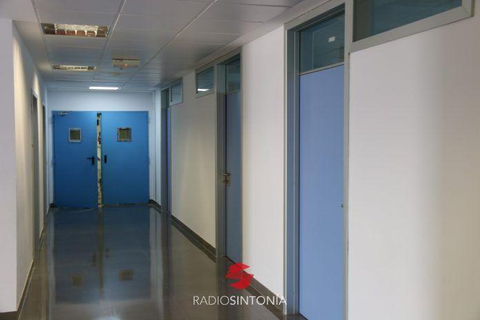 pasillo hospital fuerteventura