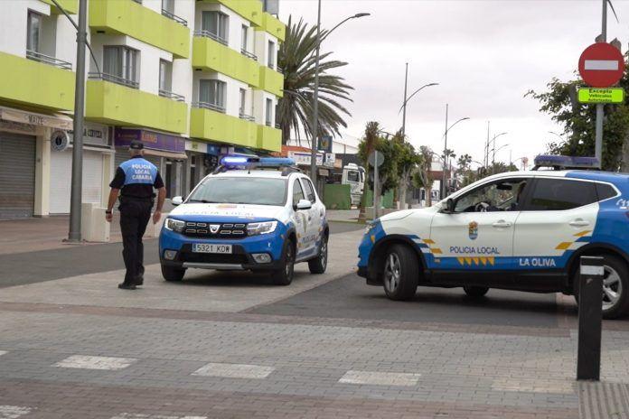 Policía Local de La Oliva
