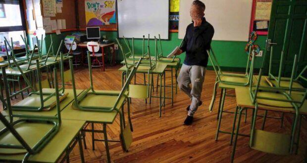 La Oliva colegios covid-19