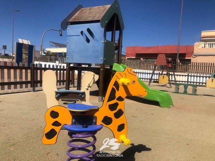 parques infantiles puerto del rosario
