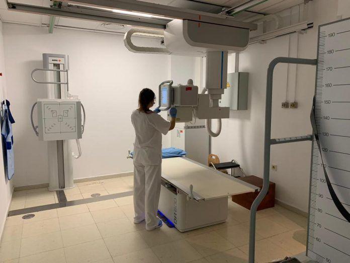 radiografía radiografías